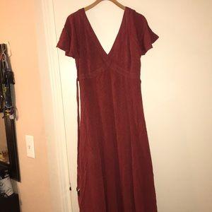 Lost + Wander Maxi Dress